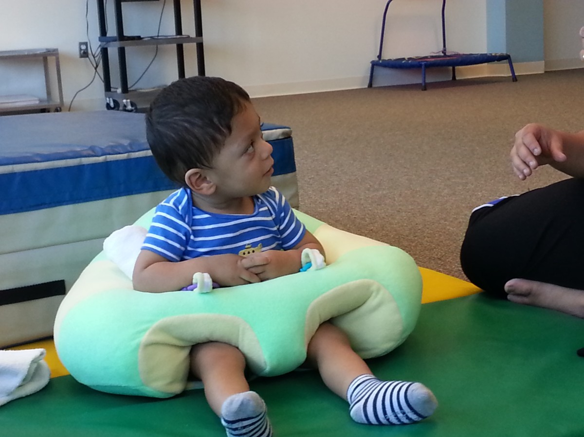 Seating For Older Infants Toddlers Pediatric Physical